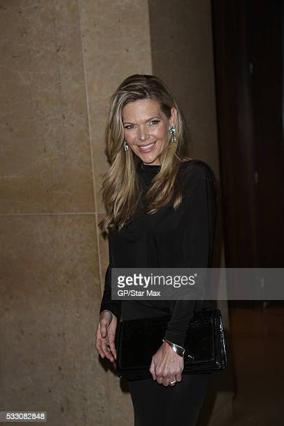 Christina Simpkins is seen on May 19 2016 in Los Angeles California