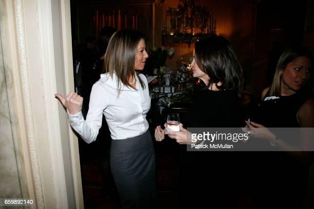 Christina Steinbrenner and Trish McEvoy attend TRISH McEVOY Holiday Event hosted by TRISH McEVOY SAMANTHA BOARDMAN ROSEN KELLY RUTHERFORD and LIZZIE...