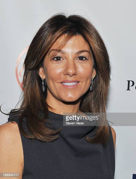 Christina Steinbrenner attends the 25th Annual Power Lunch for Women at The Pierre Hotel on November 18 2011 in New York City