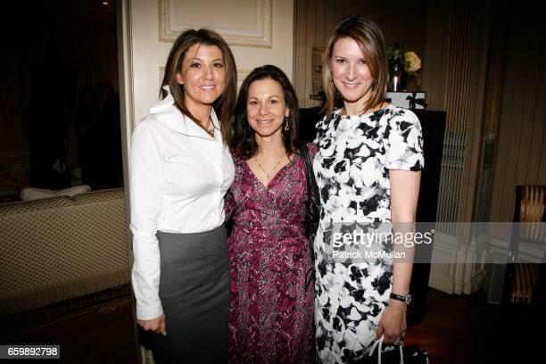 Christina Steinbrenner Bettina Zilkha and Lizzie Tisch attend TRISH McEVOY Holiday Event hosted by TRISH McEVOY SAMANTHA BOARDMAN ROSEN KELLY...