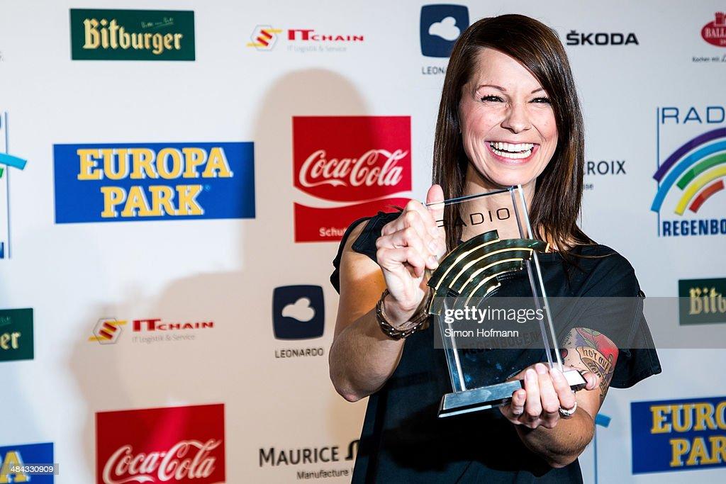 Radio Regenbogen Award 2014 - Show