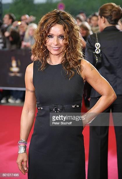 Christina Tina Plate RTLGala Verleihung 9 Deutscher Fernsehpreis Coloneum Köln NordrheinWestfalen Deutschland Europa roter Teppich Promi NB E PNr...