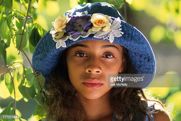 Christina Vidal poses under a tree in June 1993 in a park in New York City Vidal played Angie Vega in the 1993 Michael J Fox movie 'Life With Mikey'...