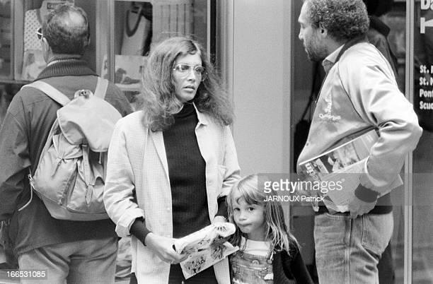 Christina Von Opel With His Daughter Vanessa