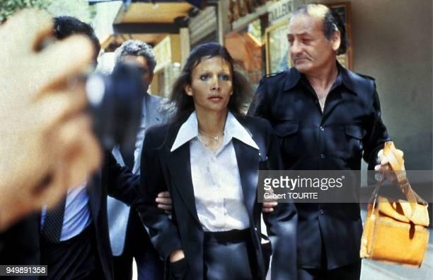 00/00/1979 Christina von Opel's trial in Draguignan