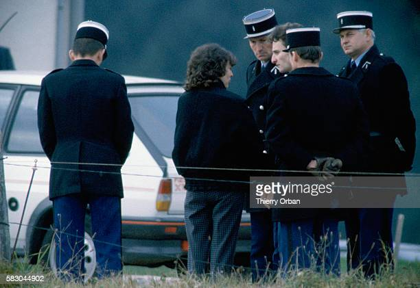 Christine and JeanMarie Villemin tell the police what happened on the day of their son's murder Their son Gregory Villemin was found murdered on...