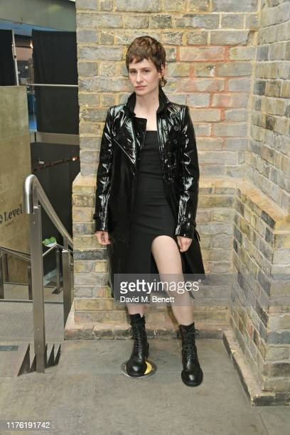 Christine and the Queens aka Heloise Letissier attends The Q Awards 2019 at The Roundhouse on October 16 2019 in London England