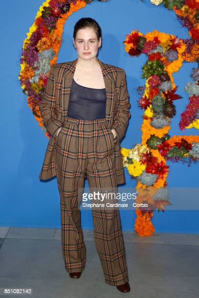 Christine and the Queens attends the Opening Season Gala at Opera Garnier on September 21 2017 in Paris France
