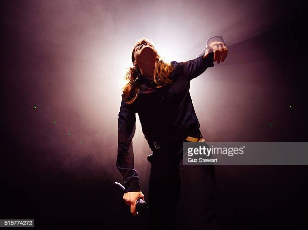 Christine And The Queens perform on stage at KOKO on March 15 2016 in London England