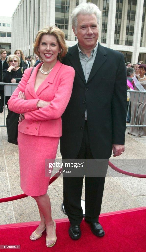 NBC 2003-2004 Upfront - Arrivals