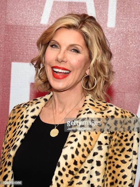 Christine Baranski attends the SAGAFTRA Foundation Conversations The Good Fight With Christine Baranski at The Robin Williams Center on October 23...