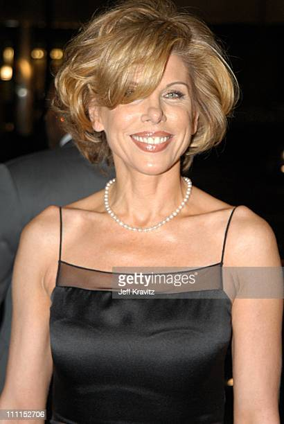 Christine Baranski during Chicago Premiere at Academy of Motion Picture Arts Sciences in Los Angeles CA United States