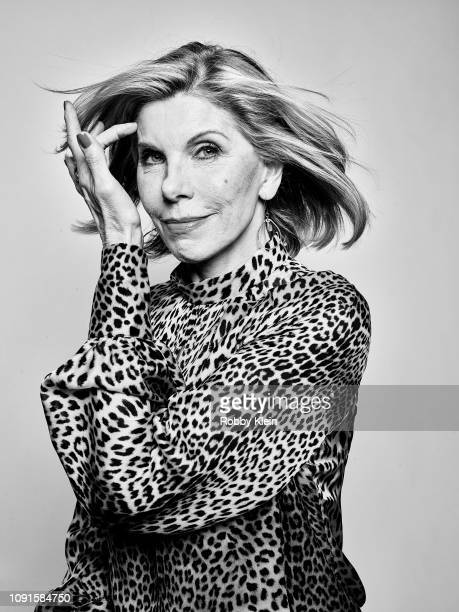 Christine Baranski of CBS's 'The Good Fight' poses for a portrait during the 2019 Winter TCA at The Langham Huntington Pasadena on January 30 2019 in...