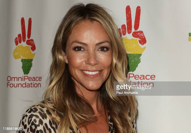 Christine Baumgartner attends the 2nd Annual Gala Rwanda Rocks Charity Event at Vibrato Jazz Grill on November 04 2019 in West Hollywood California