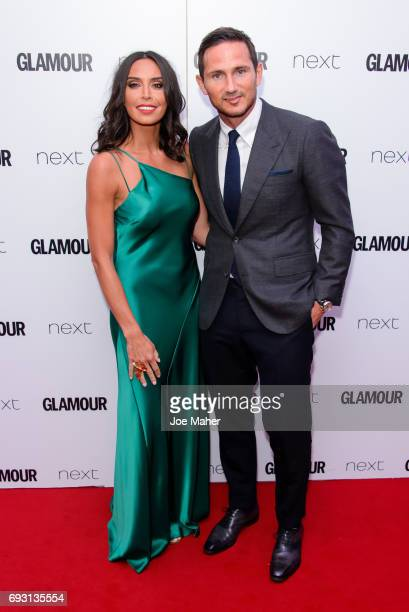 Christine Bleakley and Frank Lampard attend the Glamour Women of The Year awards 2017 at Berkeley Square Gardens on June 6 2017 in London England