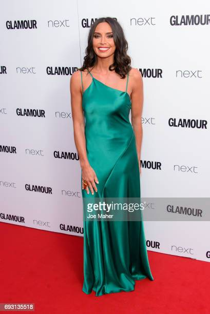 Christine Bleakley attends the Glamour Women of The Year awards 2017 at Berkeley Square Gardens on June 6 2017 in London England