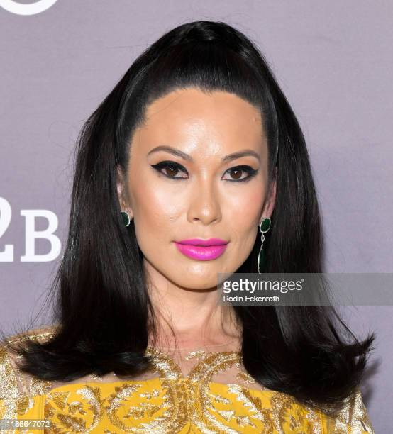 Christine Chiu attends the 2019 Baby2Baby Gala Presented by Paul Mitchell at 3LABS on November 09, 2019 in Culver City, California.