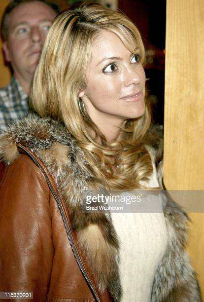 Christine Costner during 2005 Sundance Film Festival Ringers Lord of the Fans Cast and Fan Party in Park City Utah United States