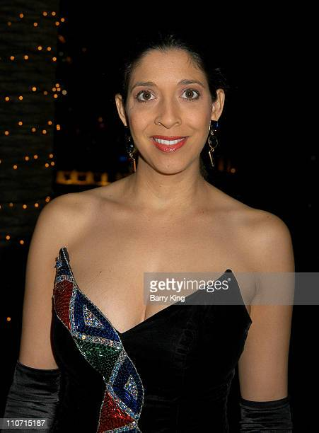 Christine Devine during Academy Of Television Arts & Sciences Presents TV Cares: Ribbon Of Hope Celebration 2004 at Leonard H. Goldenson Theatre in...