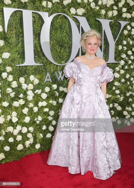 Christine Ebersole attends the 2017 Tony Awards at Radio City Music Hall on June 11 2017 in New York City