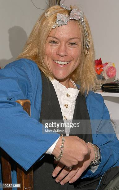 Christine Elise during CineVegas International Film Festival Beauty Day at Lloyd Windsor For Hair at LLoyd Windsor For Hair in Los Angeles California...