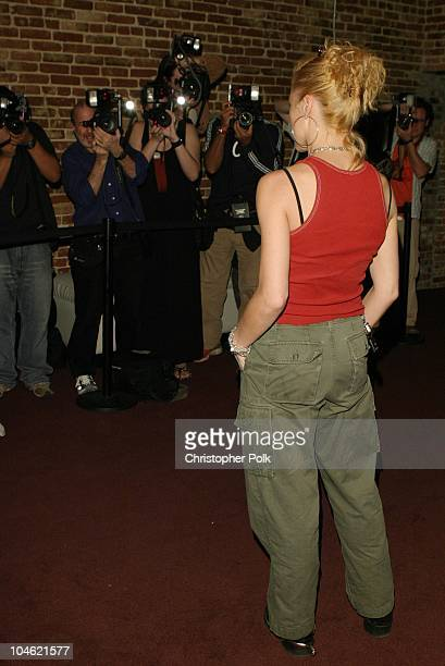 Christine Elise during Running With The Bulls Premiere at Cinespace in Hollywood CA United States