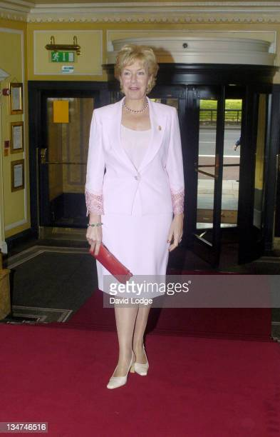 Christine Hamilton during Make A Wish Foundation Fashion Show and Champagne Reception - Arrivals at The Dorchester Hotel in London, Great Britain.