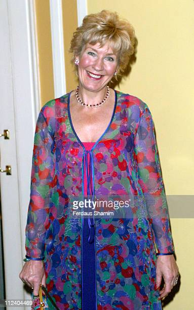 Christine Hamilton during Make-A-Wish Foundation UK -Fashion Show - Arrivals at The Dorchester in London, Great Britain.