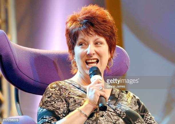 Christine Heather, Amanda Lamb's mother during A Place in the Sun at the Overseas Property and Lifestyle Show - April 7, 2006 at ExCel in London,...