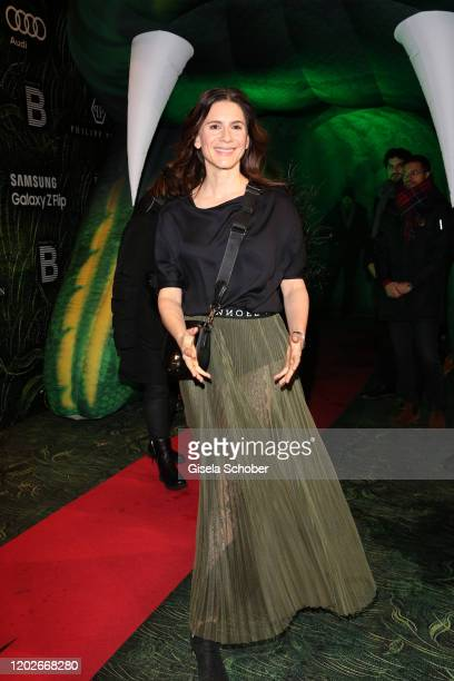 """Christine Hecke during the Place To B Berlinale Party """"Garden of Eden"""" at Borchardt Restaurant on February 22, 2020 in Berlin, Germany."""
