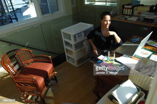 Christine Jowers dancer is photographed at her home in New York for the New York Times
