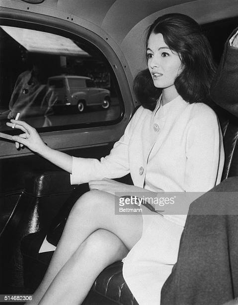 Christine Keeler the call girl involved with British War Minister Lord John Profumo was also sleeping with a Soviet spy trying to discover British...