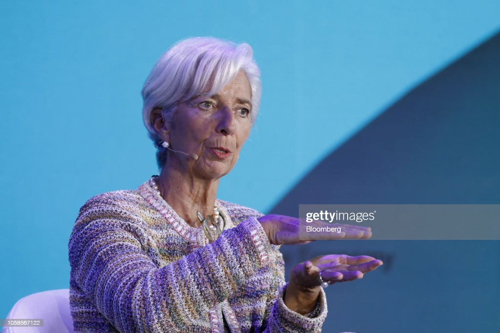 Key Speakers and Interviews at the Bloomberg New Economy Forum : News Photo