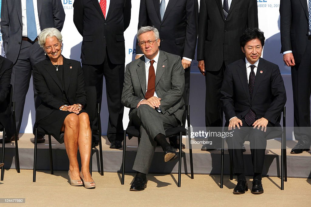 G7 Finance Ministers And Central Bank Governors Meeting