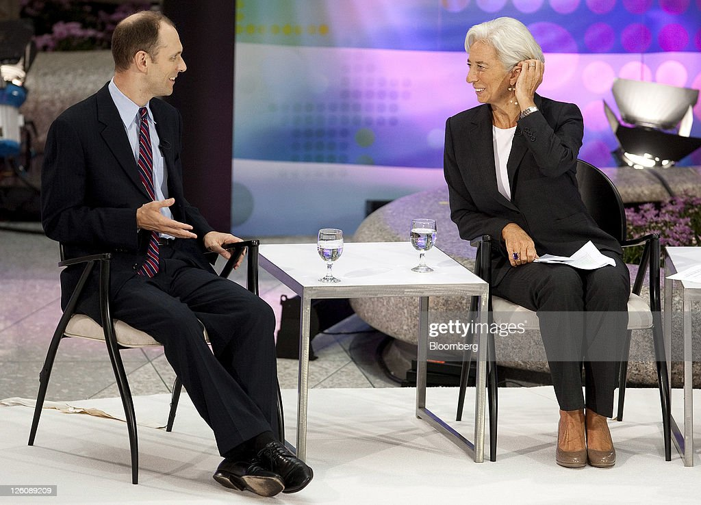 Annual Fall Meetings Of The IMF and World Bank