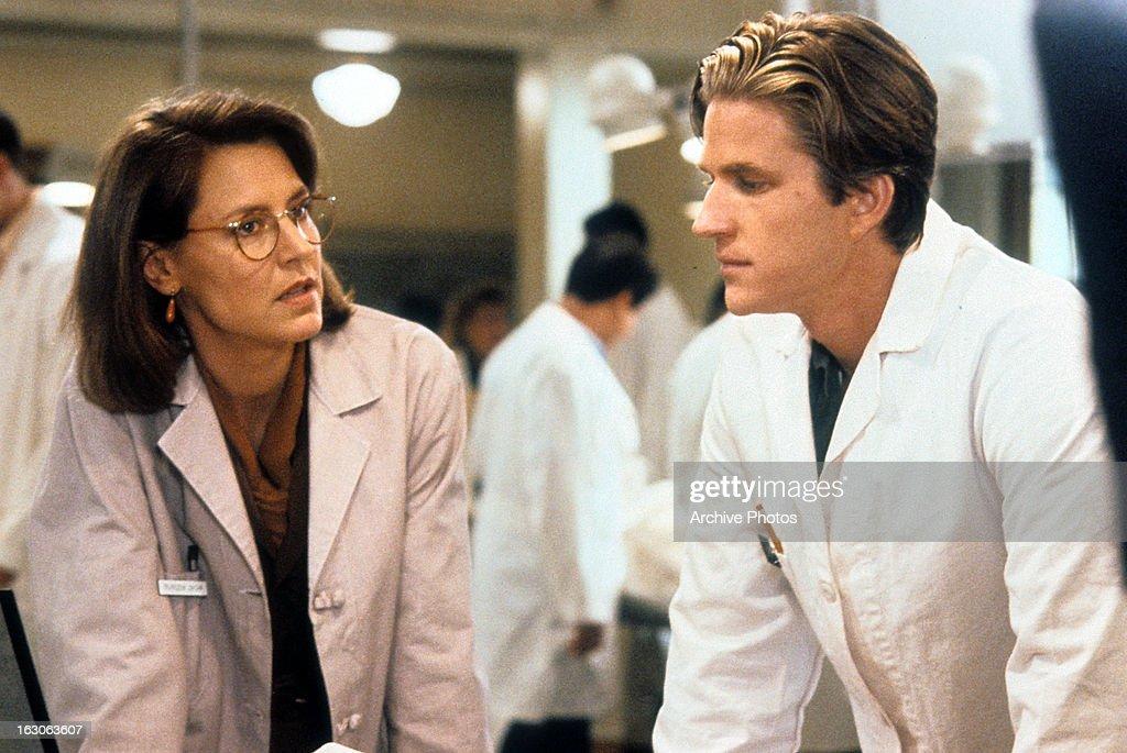 Christine Lahti And Matthew Modine In \'Gross Anatomy\' Pictures ...