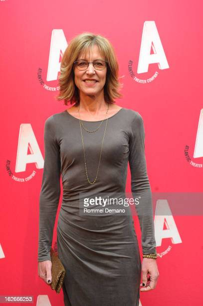 Christine Lahti attends Atlantic Theater Company Spring Gala at 583 Park Avenue on February 25 2013 in New York City