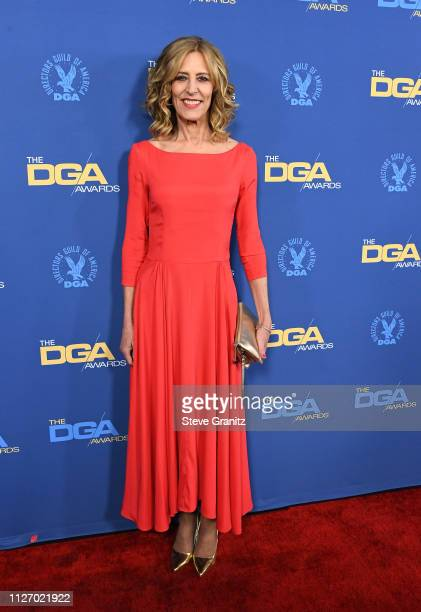 Christine Lahti attends the 71st Annual Directors Guild Of America Awards at The Ray Dolby Ballroom at Hollywood Highland Center on February 02 2019...