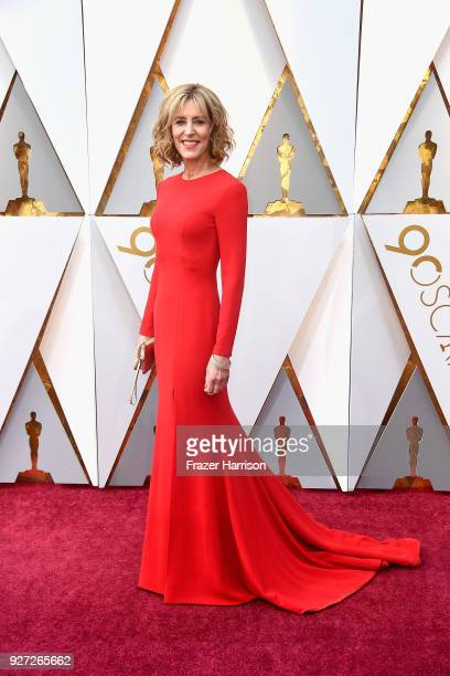Christine Lahti attends the 90th Annual Academy Awards at Hollywood Highland Center on March 4 2018 in Hollywood California