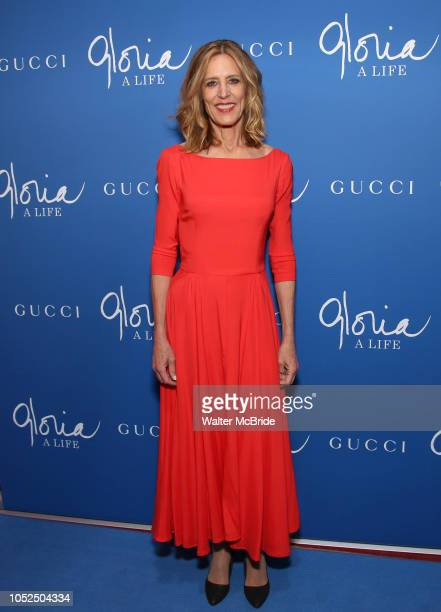 Christine Lahti attends the Opening Night Performance After Party for Gloria A Life on October 18 2018 at the Gramercy Park Hotel in New York City