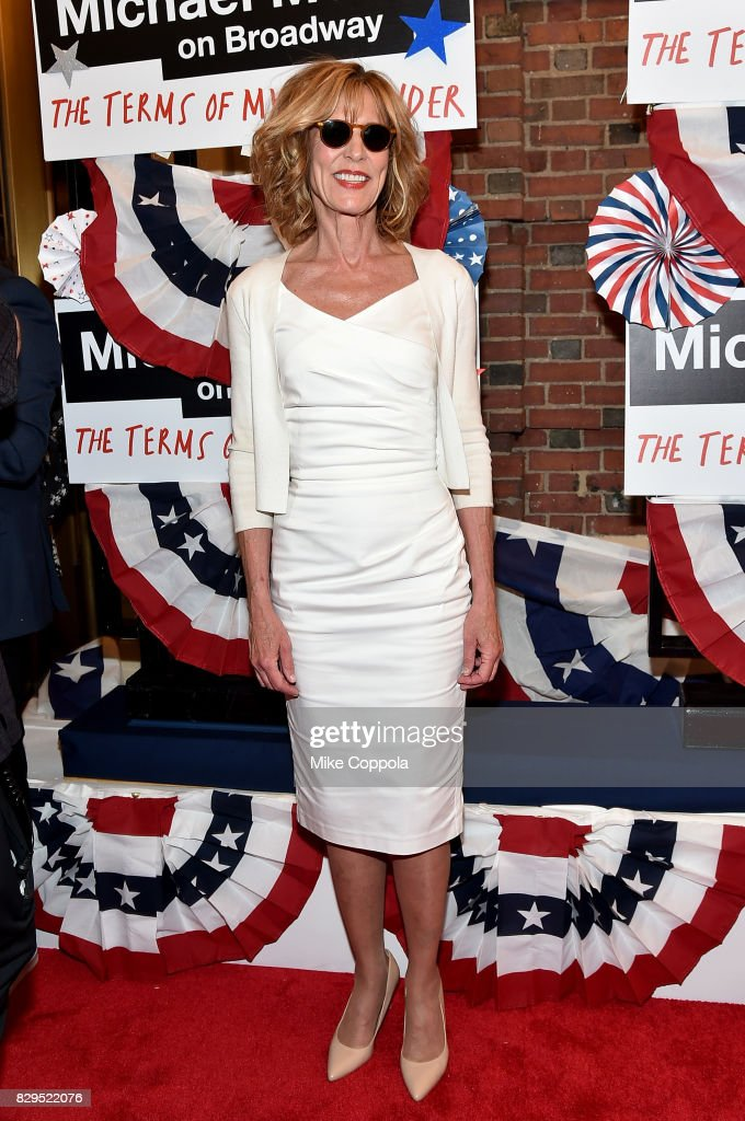 """""""The Terms Of My Surrender"""" Broadway Opening Night - Arrivals & Curtain Call"""