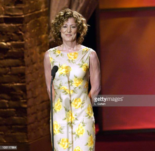 Christine Lahti during 2003 Women In Film Crystal Lucy Awards Show at Century Plaza Hotel in Los Angeles California United States