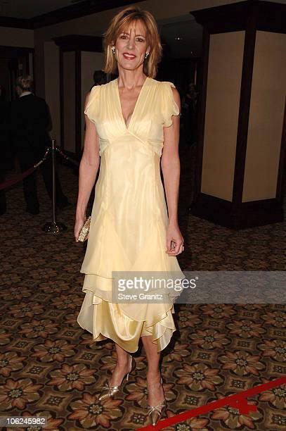 Christine Lahti during 59th Annual Directors Guild of America Awards Arrivals at Hyatt Regency Century Plaza in Century City California United States