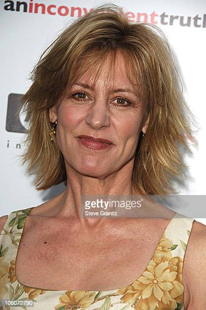 Christine Lahti during An Inconvenient Truth Los Angeles Premiere Arrivals at Directors Guild in West Hollywood California United States