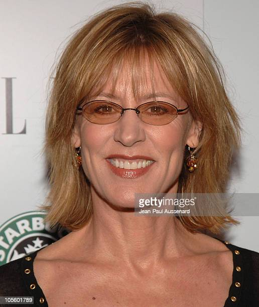 Christine Lahti during ELLE 1st Green Issue Launch Party Arrivals at Pacific Design Center in West Hollywood California United States