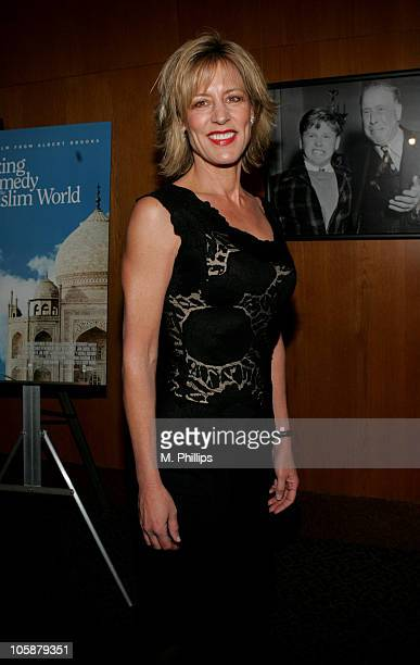 Christine Lahti during Looking for Comedy in the Muslim World Los Angeles Premiere Arrivals at The DGA in Los Angeles California United States