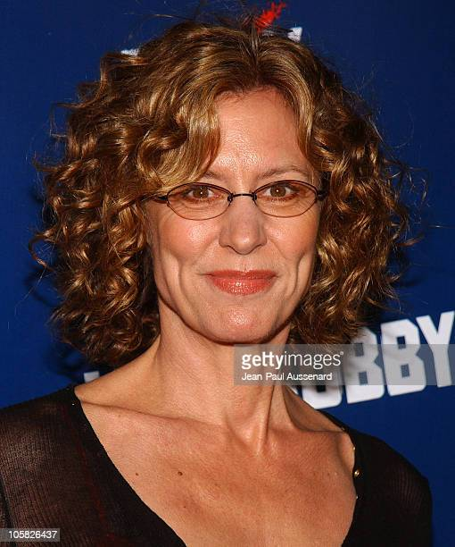 Christine Lahti during The WB Network's Jack and Bobby Rock the Vote Party Arrivals at Warner Bros Studios in Burbank California United States