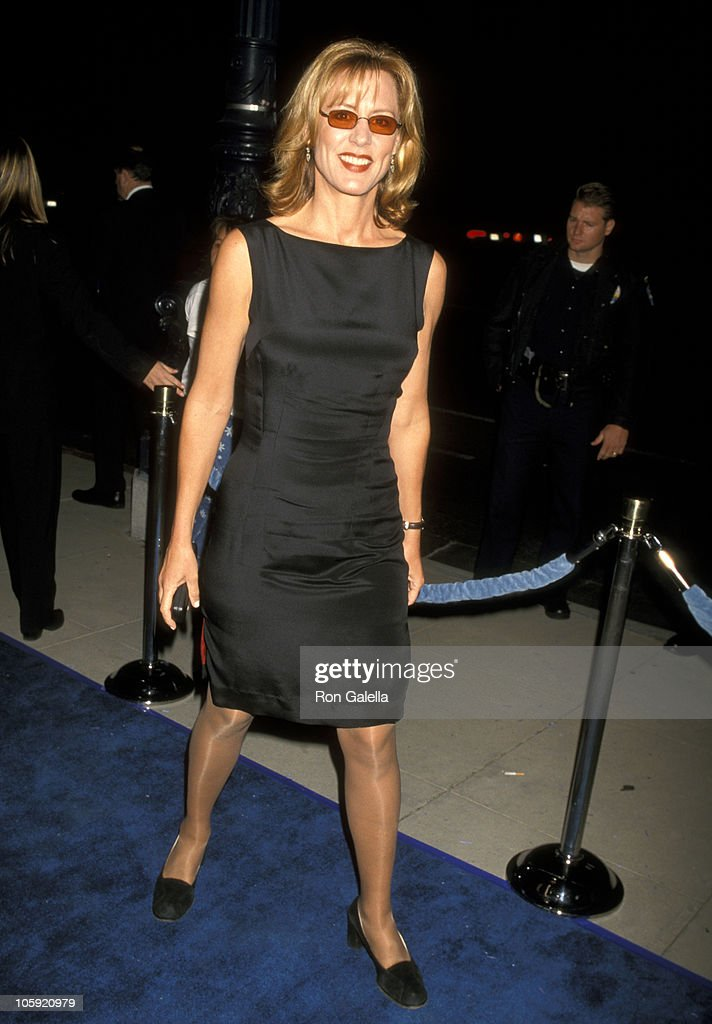 Christine Lahti during 'What Dreams May Come' Los Angeles Premiere in Beverly Hills, California, United States.