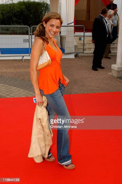 Christine Lakin during 31st American Film Festival of Deauville 'Me and You and Everyone We Know' Premiere September 9 2005 at CID in Deauville France