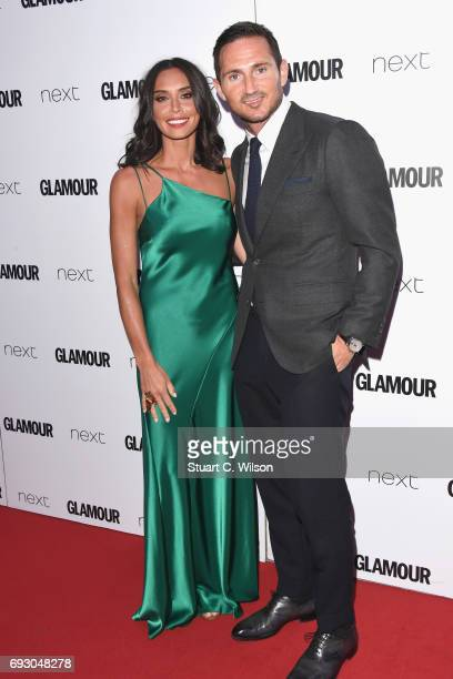 Christine Lampard and Frank Lampard attend the Glamour Women of The Year awards 2017 at Berkeley Square Gardens on June 6 2017 in London England
